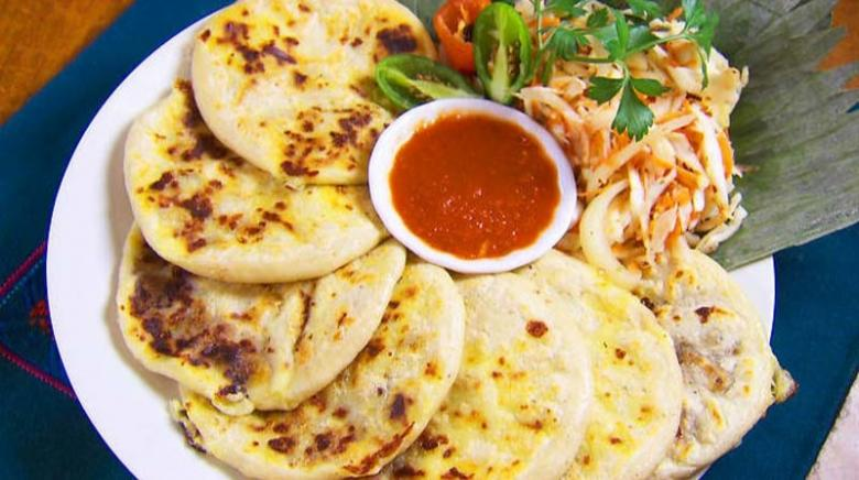 4  Salvadoran dishes you have to try near Los Angeles