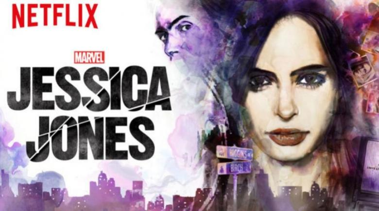 Kevin Watches The Entire MCU - Jessica Jones Season One