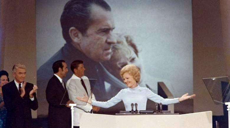 Pat Nixon - The Trailblazer