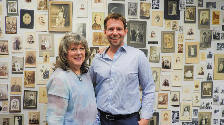 Preserving The Past: How AncientFaces Documents the History of Memories