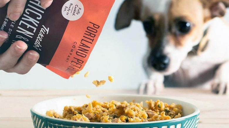 Feed your dog all-natural dog food from Portland Pet Food Company in Portland OR