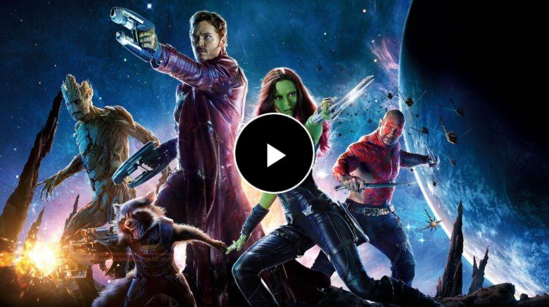 Kevin Watches The Entire MCU - Guardians of the Galaxy