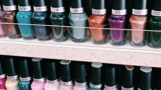 Best Fall Nail Polish Trends