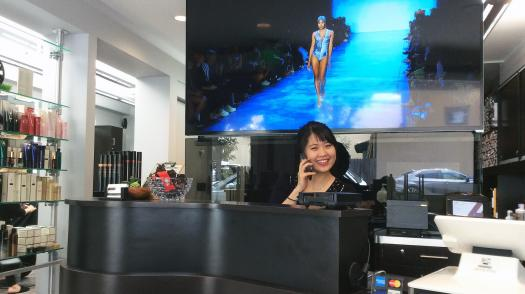 Essence Salon in Mountain View Uncovers Inner Beauty Through Hair Styling