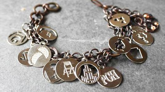 Audra Azoury — a Pittsburgh jewelry artist and designer with an impressive portfolio