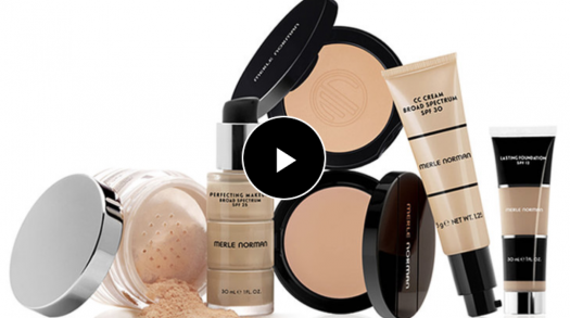 Merle Norman Cosmetics is a makeup brand created by a woman almost 100 years ago